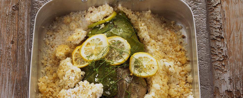 Tecniche di cucina: pesci con la coda