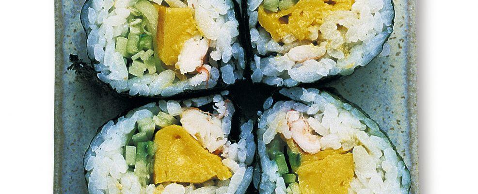 Sushi Laboratorio completo